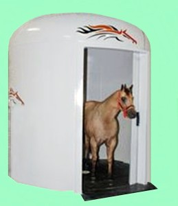 "Dogs, horses, and other animals are treated in hyperbaric chambers as well. I wonder how they get them to ""pop"" their ears?"